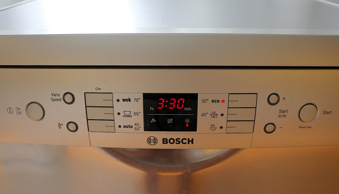 How To Install A Bosch Dishwasher