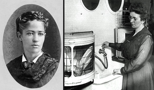 Who Invented The Dishwasher – The Female Inventor